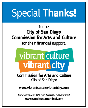 City of San Diego Commission for Arts and Culture